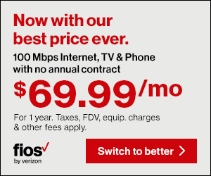 verizon fios triple play box