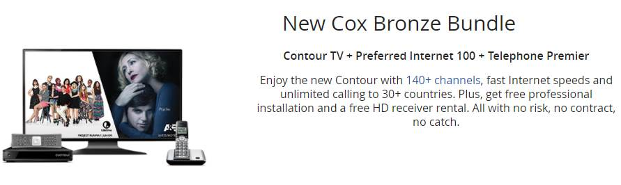 Cox bronze bundle