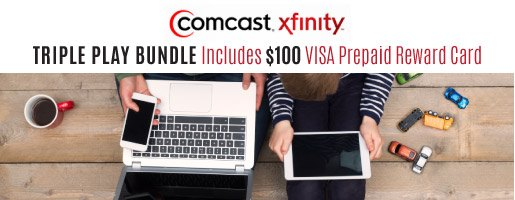 comcast xfinity triple play 2016