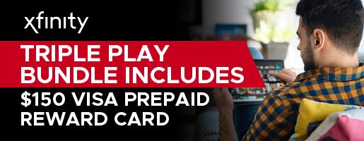 comcast xfinity triple play bundle